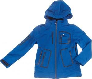 Niebieska kurtka dziecięca Peak Mountain