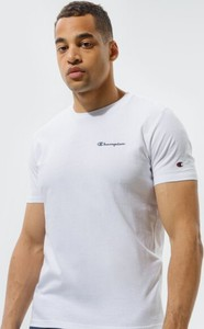 T-shirt Champion w sportowym stylu z krótkim rękawem