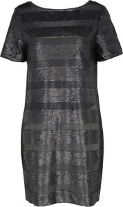 Sukienka Armani Jeans z krótkim rękawem