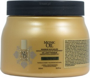 L'Oreal Paris LOREAL MYTHIC OIL odżywcza maska 500ml