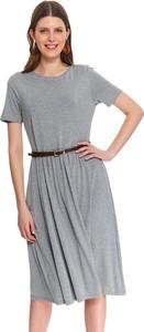 Sukienka Top Secret z krótkim rękawem