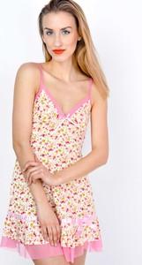 Piżama Zoio z bawełny w stylu klasycznym