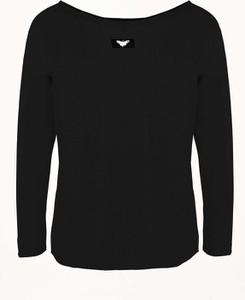 T-shirt Byinsomnia z długim rękawem w stylu casual