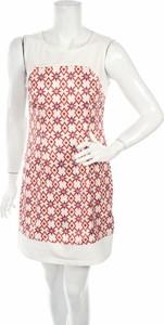 Sukienka J&j w stylu casual z okrągłym dekoltem mini