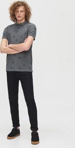 Koszulka polo Cropp z krótkim rękawem