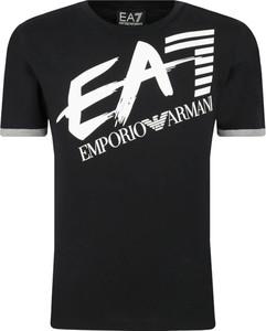Koszulka dziecięca Emporio Armani z krótkim rękawem