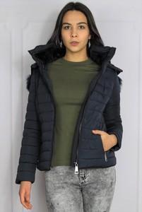 Kurtka Versace w stylu casual krótka