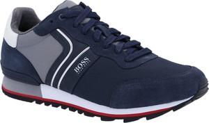 Hugo Boss Boss Skórzane sneakersy Parkour Runn