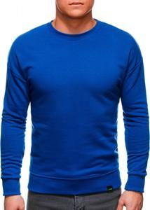 Niebieska bluza Edoti w stylu casual