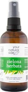 YOUR NATURAL SIDE Woda Kwiatowa Zielona Herbata 100ml