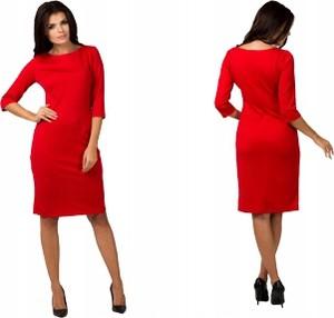 Czerwona sukienka Inna