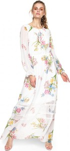 Sukienka L'AF z okrągłym dekoltem