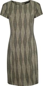 Sukienka Niren z krótkim rękawem midi