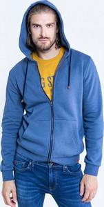 Niebieska bluza Big Star w stylu casual