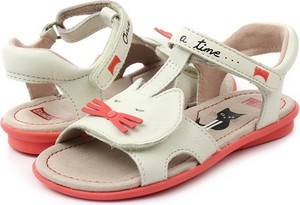 Buty dziecięce letnie Camper na rzepy