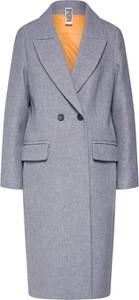 Niebieski płaszcz Drykorn