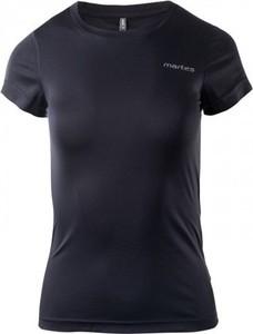Granatowy t-shirt sklepiguana w sportowym stylu
