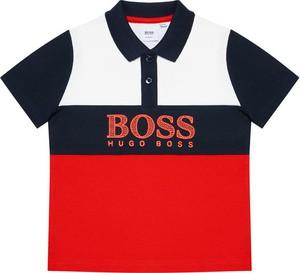 Koszulka dziecięca Hugo Boss dla chłopców