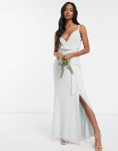 Sukienka Maids To Measure na ramiączkach z dekoltem w kształcie litery v