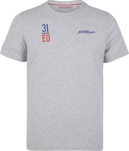 T-shirt Force India z bawełny