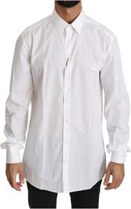 Koszula Dolce & Gabbana z bawełny