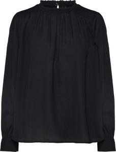 Granatowa bluzka Vero Moda z długim rękawem