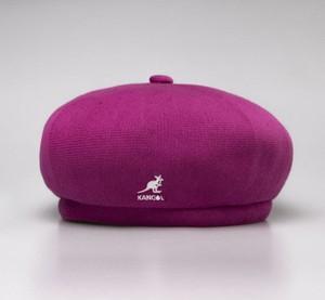 Różowa czapka Kangol
