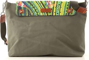 d4c4f8cfbd3dc torba wojskowa na ramię - stylowo i modnie z Allani