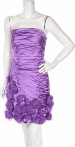 Fioletowa sukienka Sagaie