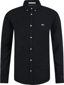 Koszula Tommy Hilfiger z kołnierzykiem button down w stylu casual z długim rękawem