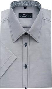 Koszula giacomo conti z krótkim rękawem z bawełny