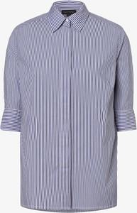 Koszula Franco Callegari w stylu casual z kołnierzykiem