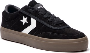 Sneakersy CONVERSE - Courtland Ox 162570C Black/White/Brown