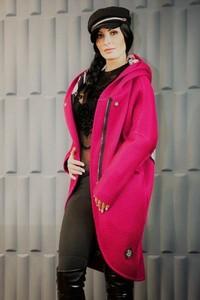 Różowy płaszcz Skalny