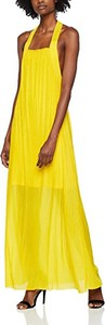 Żółta sukienka French Connection maxi