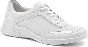 Buty sportowe Rieker sznurowane w sportowym stylu