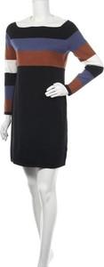Sukienka Tamaris z długim rękawem z okrągłym dekoltem mini