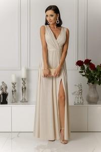 Sukienka Elizabeth bez rękawów maxi