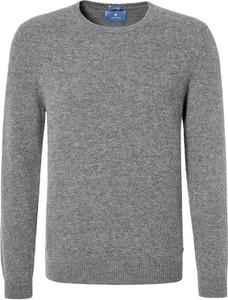 Sweter Pierre Cardin z okrągłym dekoltem