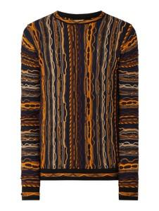 Pomarańczowy sweter Redefined Rebel