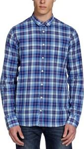 Niebieska koszula Seidensticker