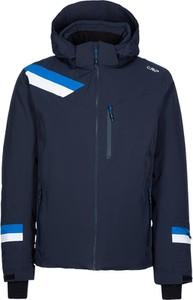 Niebieska kurtka CMP