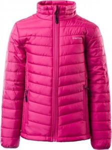 Różowa kurtka dziecięca sklepiguana