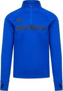 Niebieski sweter Descente