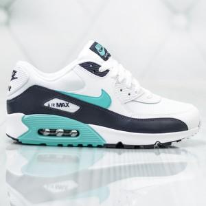 Buty sportowe Nike sznurowane air max 90 w sportowym stylu