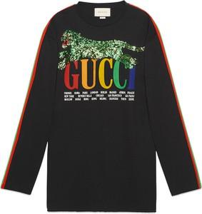 a5ab5dde5c189 Bluzki i tuniki damskie Gucci, kolekcja jesień 2018