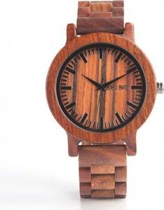 Szary zegarek king hoon zegarki kwarcowe