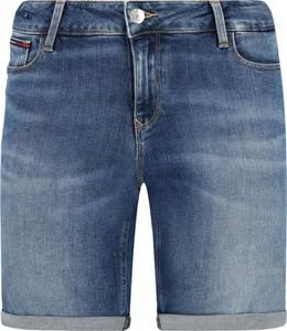 Szorty Tommy Jeans w stylu casual