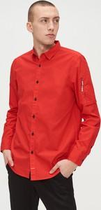 Koszula Cropp z klasycznym kołnierzykiem