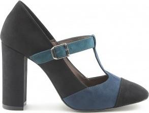 Czarne sandały Made In Italia